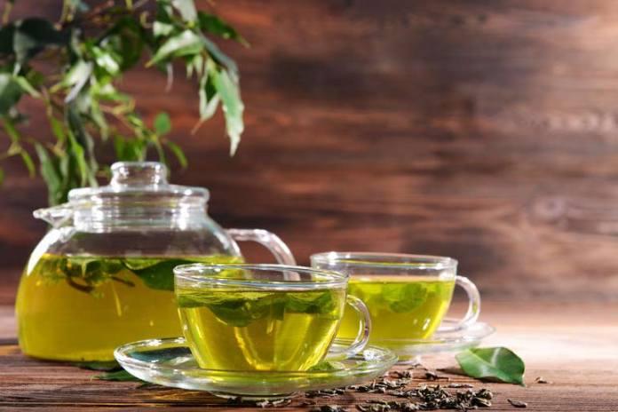 Baking Soda And Green Tea Can Lighten Dark Spots