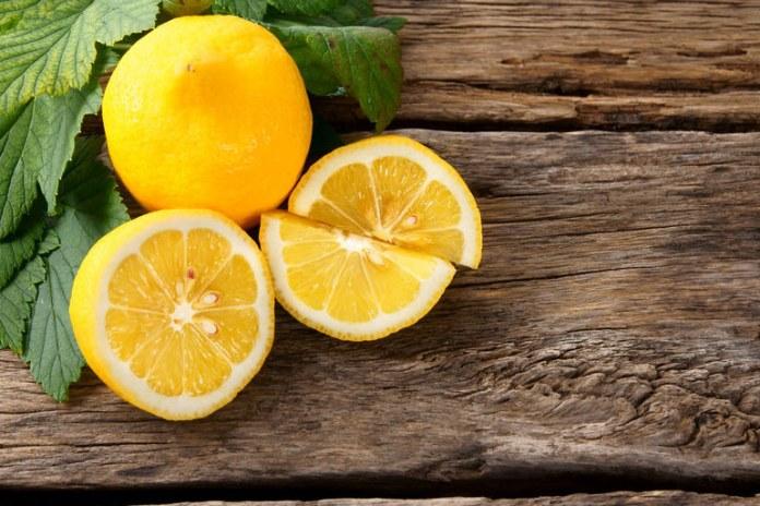 Chewing on lemon or smelling lemon peel eases nausea.