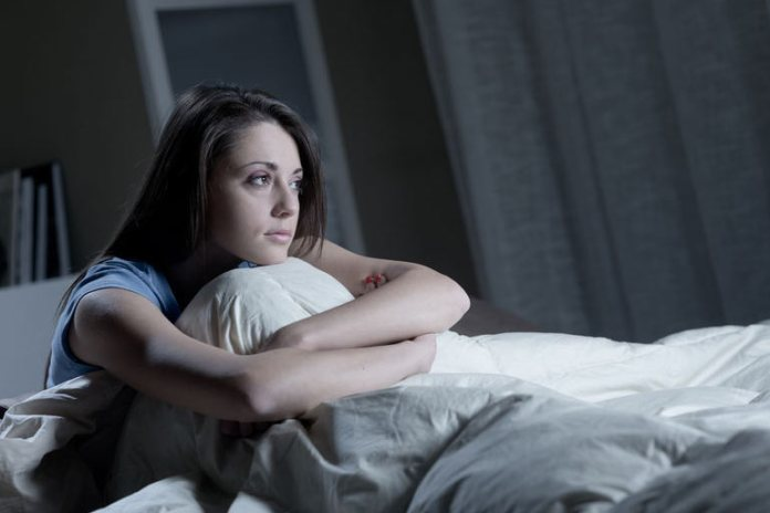 Insomnia can be due to fatigue