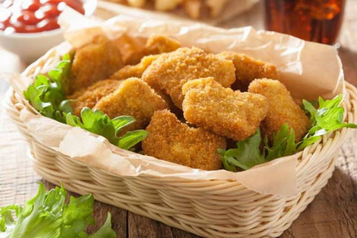 Avoid deep-fried foods as they could be carcinogenic.