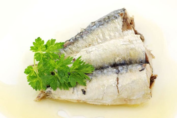 Sardines are a rich source of omega-3, which boosts the immune system
