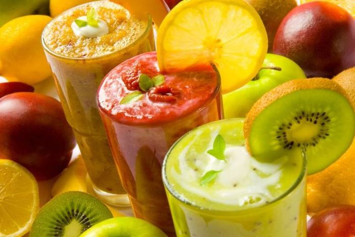 Make delicious and nutritious smoothies from overripe fruits