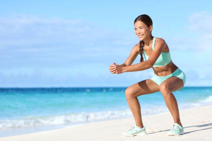 Advanced squats include single leg squats and Cossack squats