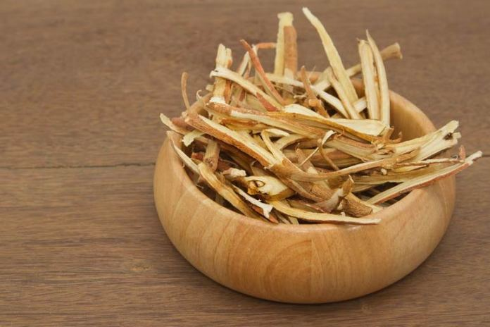Licorice root aids in digestion