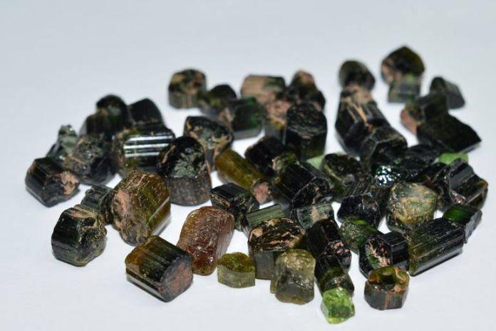 protection using black tourmaline crystal