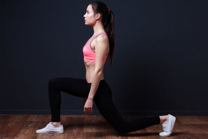Squats can be done with different reps and combinations