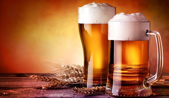 Carbohydrates and alcohol content in beer raise triglyceride levels