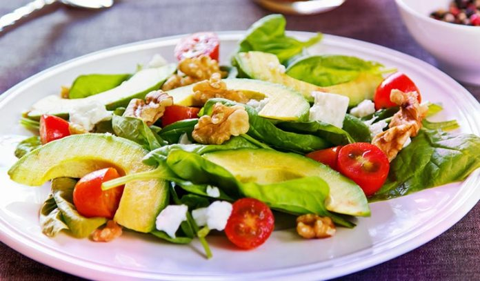 Eat more nutrient-dense foods, don't stress about the calories