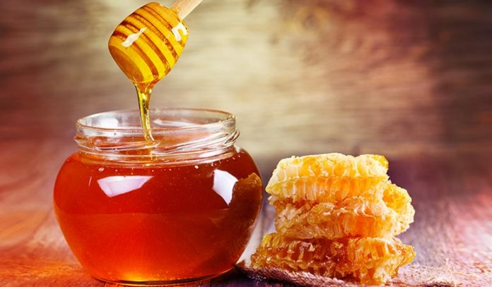 Not only does honey help lock moisture in your skin, it also contains antioxidants that fight skin cancer.