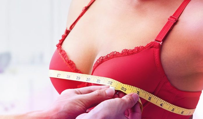 Badly fitting bras can create scar tissue