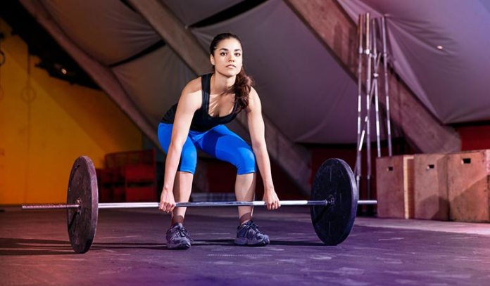Romanian deadlift is effective in improving the leg muscles