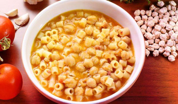 Bean flour pasta is gluten-free and higher in protein