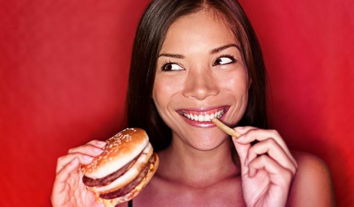 Unhealthy Food Is Not Rewarding Your Body