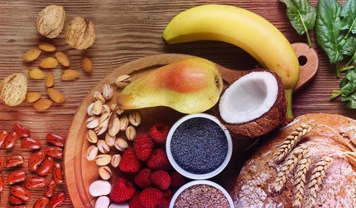 Look for high-fiber alternatives to your everyday food