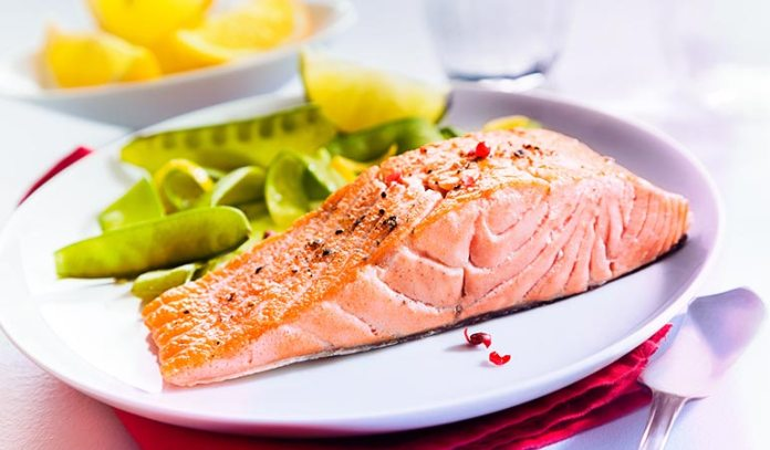 Seafood is a clean protein source and is weight-loss friendly