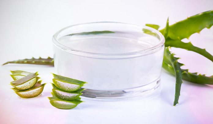 Soothe It With Aloe Vera