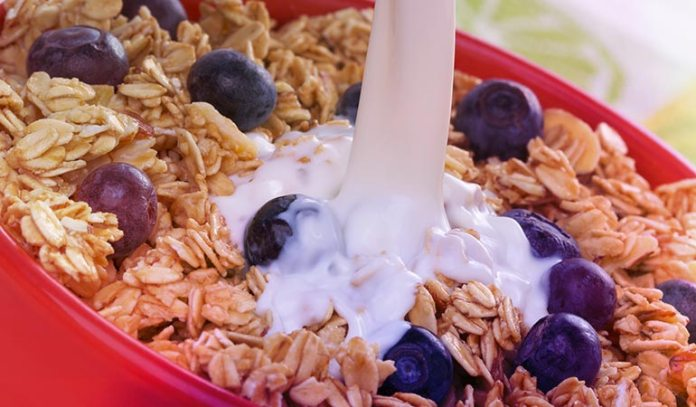 Having high-fiber cereal may be a great way to kick-start your day with but avoid them before a run)