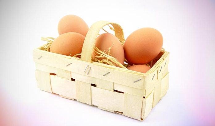 Pasture-raised eggs are considered to be the healthiest eggs.)