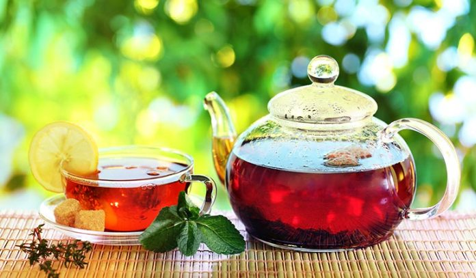 (Dandelion herbal tea should be taken at least twice or thrice a day