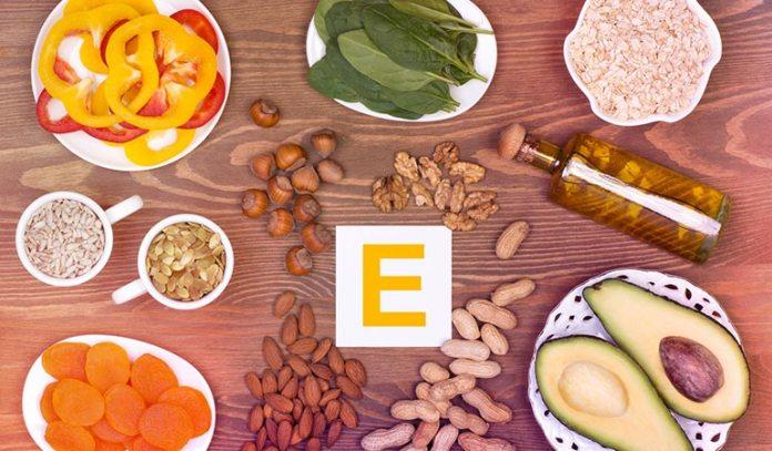 Vitamin E Helps Reduce Inflammation And Promotes Hair Growth