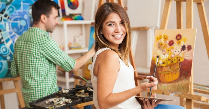 Make use of these simple activities to relieve stress and enhance creativity
