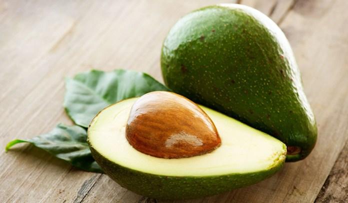 Half an avocado contains 6.7 grams of monounsaturated fatty acids