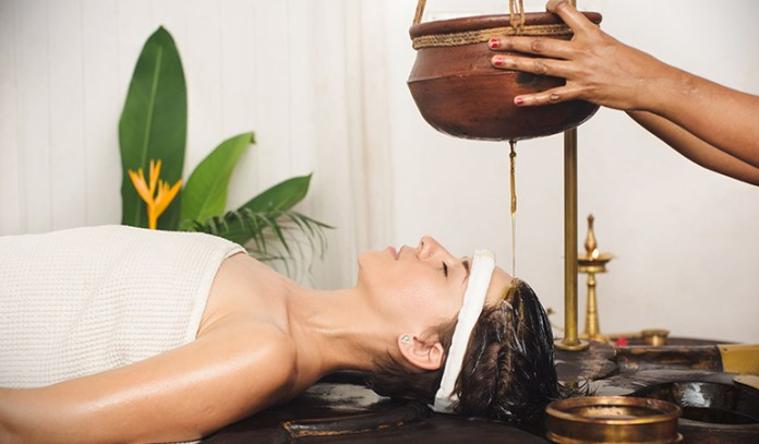 Ayurveda uses diet, herbs, and lifestyle habits to target any illness at its root