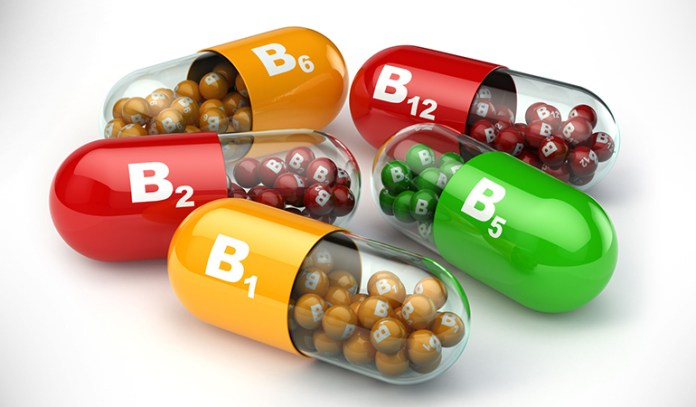 Vitamin B is required for development of the fetal nervous system, DNA synthesis, and cell growth.