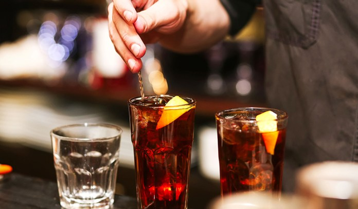 Alcohol can lead to muscle wasting
