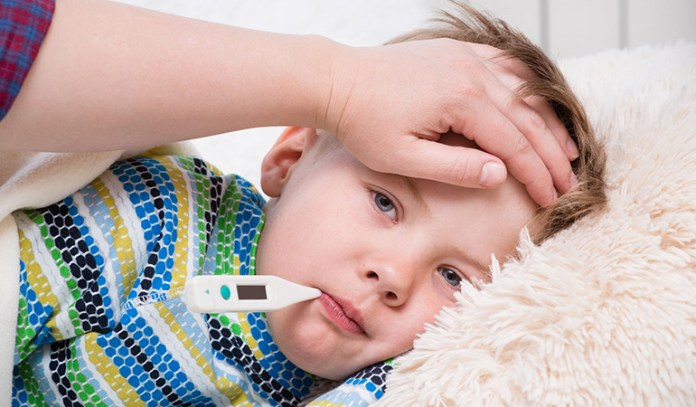 Fever Is Not Always Bad For Your Kid