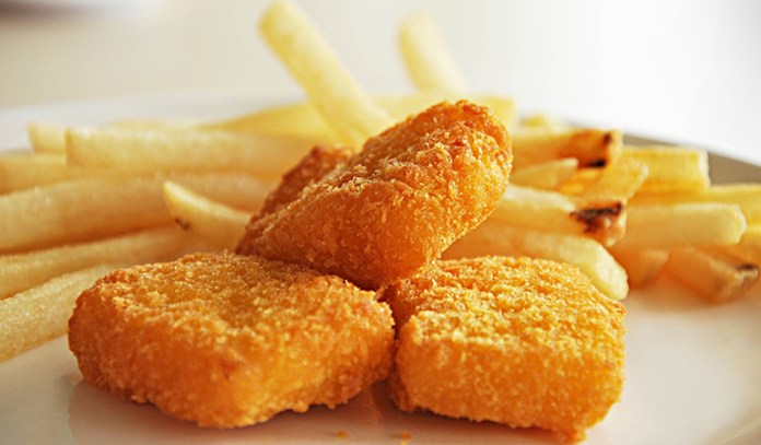 Fried food and the oil that comes from it contains saturated fat