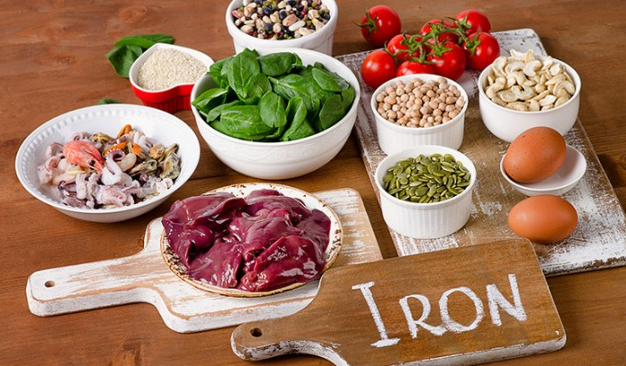 Low MCHC can be treated by eating foods rich in iron, folic acid, and vitamins C and B6