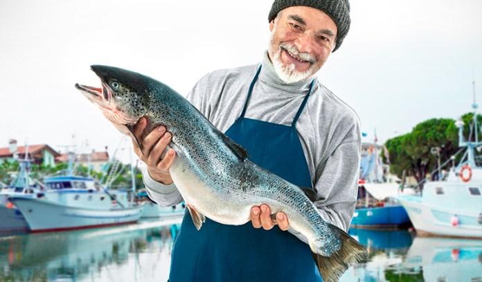 Eat 2-3 servings of fish every week.