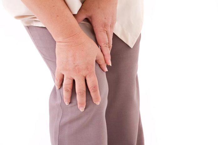 Arthritis occurs when a joint loses its fluid and cartilage, causing the bones to scrape against each other.