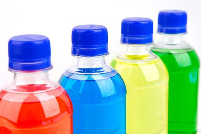 Sports drinks are just colored water that gives no energy whatsoever