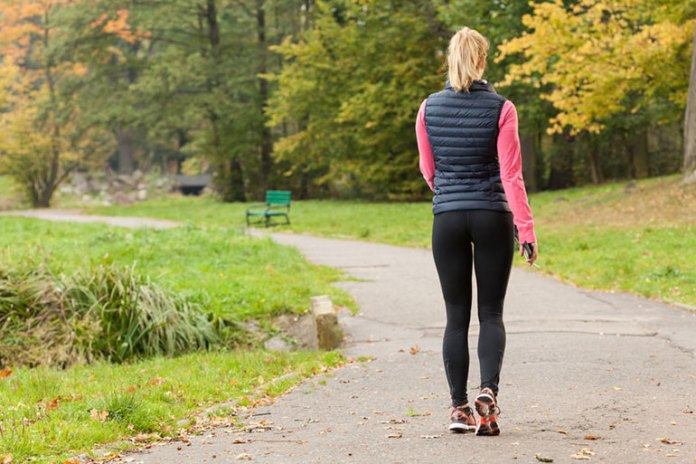 Walking Is An Exercise You Can Do Even When You Grow Old