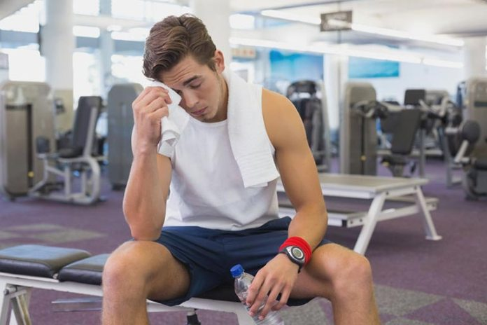 Overexerting yourself during exercise or fitness sessions can lead to rhabdo