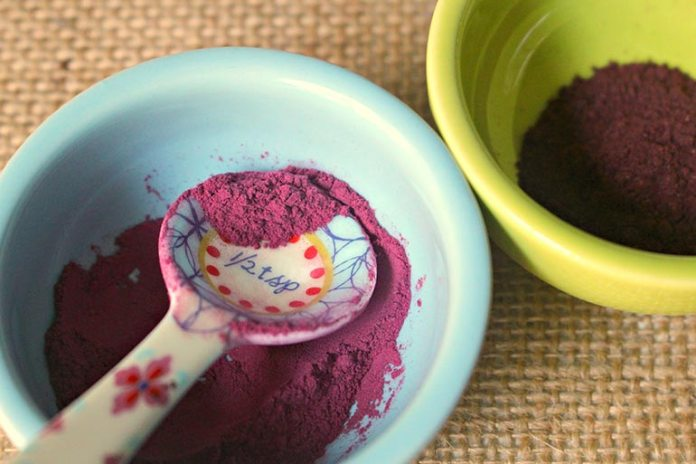 Recipe for the all-natural lipstick