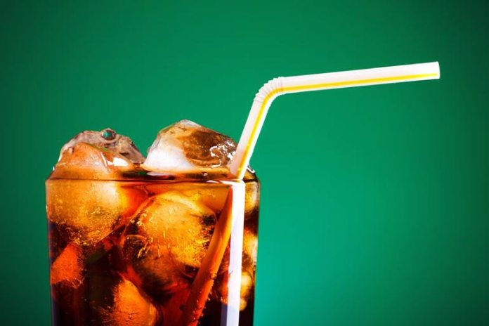 Diet soda contains more sugar than the actual soda with added sweeteners