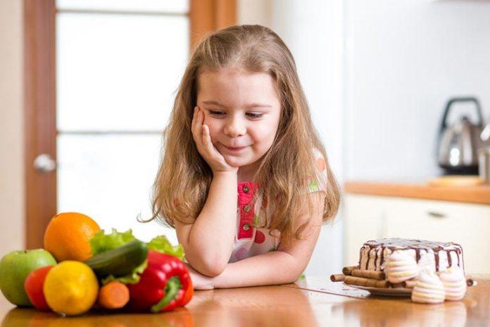 dietary fiber needed for children