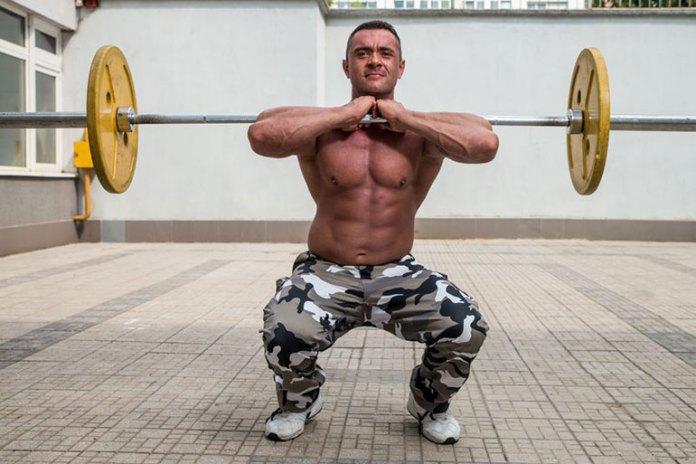 Focuses on the quadriceps more