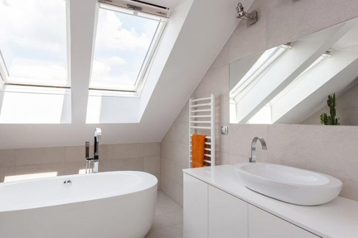 Bathrooms and showers need to be properly ventilated