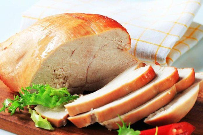 Turkey Breast Is Rich In Proteins