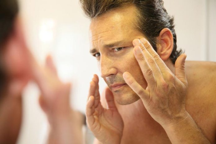 Greater exposure to sunlight can make you look older.