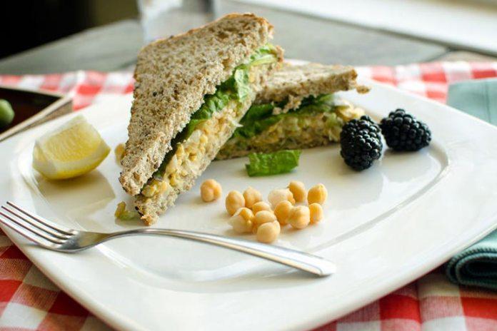 A great alternative recipe for the standard tuna and egg sandwich