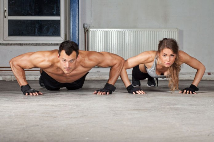 Push-Ups Improve Your Muscle Strength