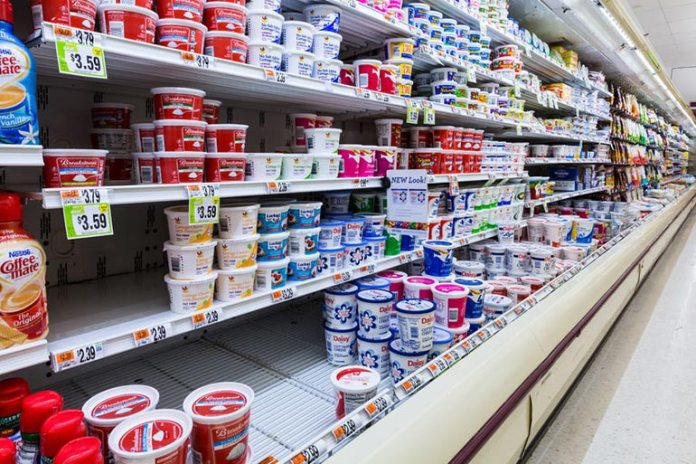 Packaged foods cause the blood sugar levels to fluctuate.