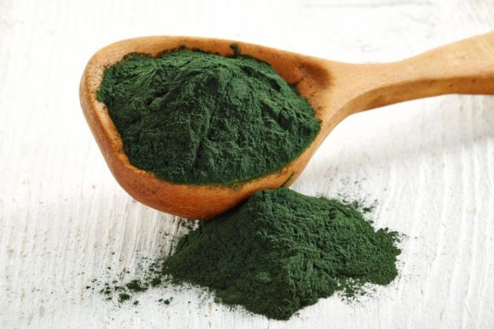 Spirulina and blue-green algae supplement is known to protect against cardiac problems
