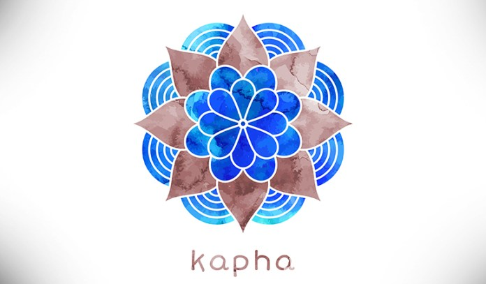 Earth is the element associated with kapha dosha