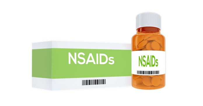 NSAIDs May Not Be The Best Treatment For Workout Pain